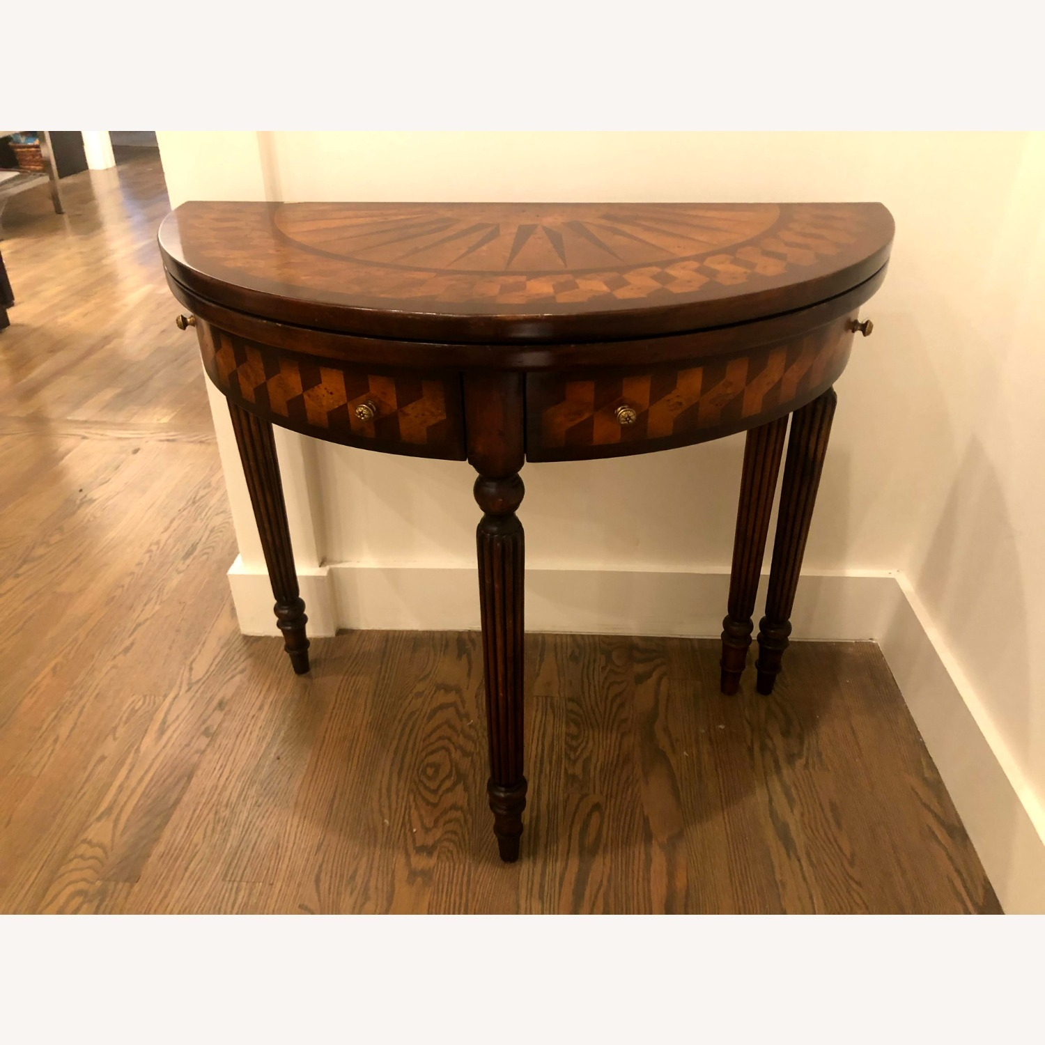 CISCO Brothers Demi-lune Table - image-2