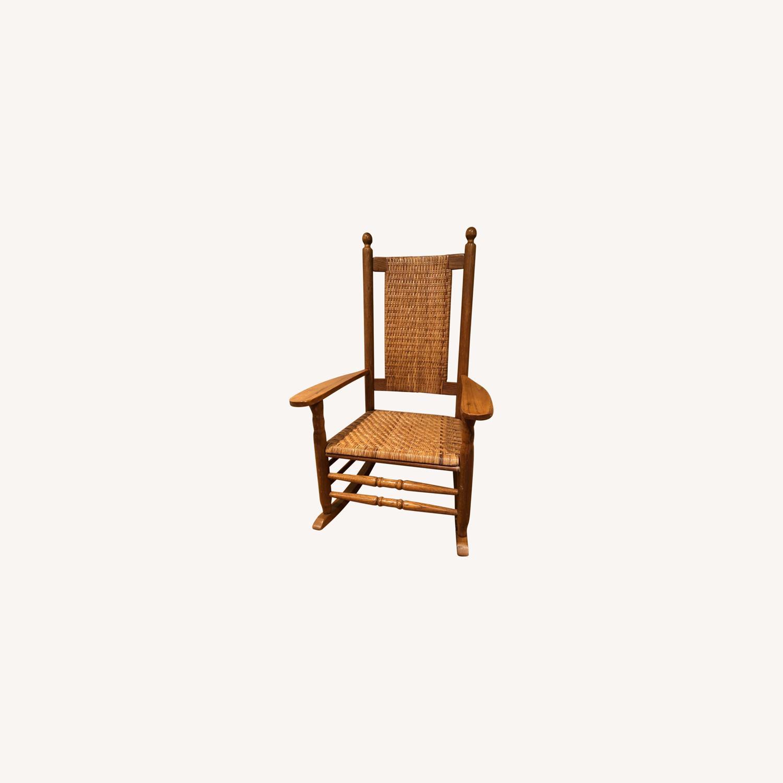 Kennedy Rocking Chair / Carolina Rocker - image-0