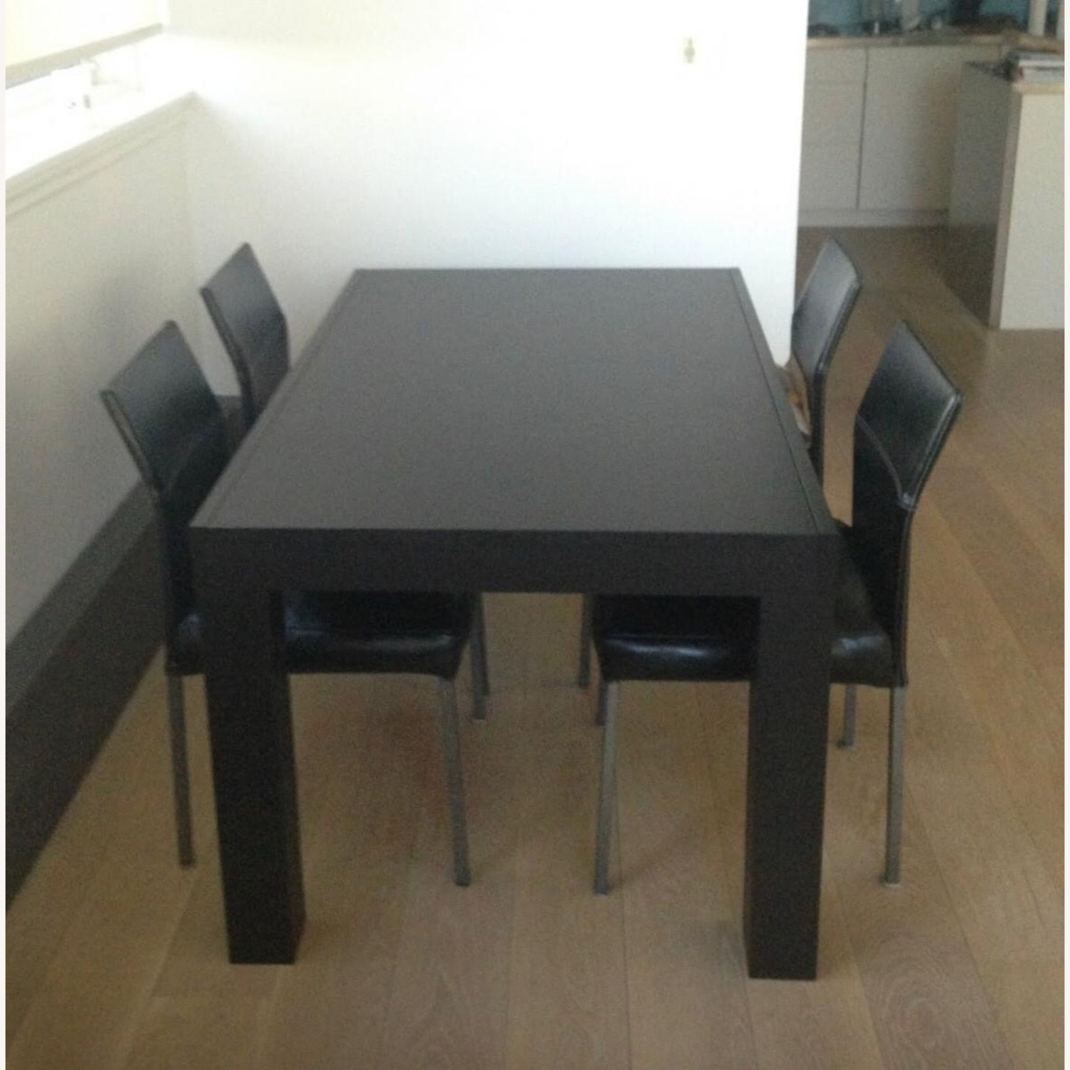 BoConcept Extendable Dining Room Table - image-1