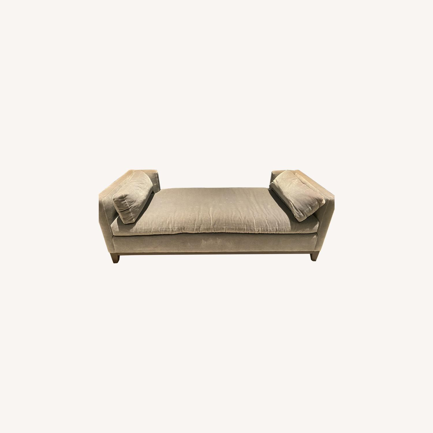 William Sonoma Presidio Settee Daybed - image-0