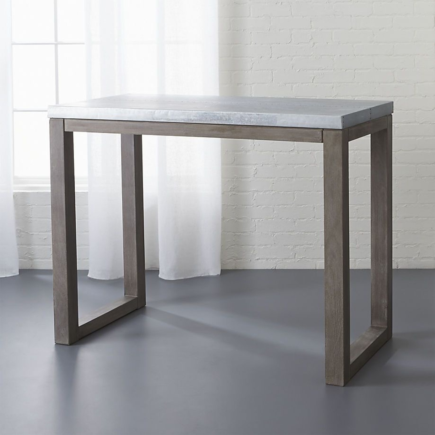 CB2 Stern High Counter Table - image-1