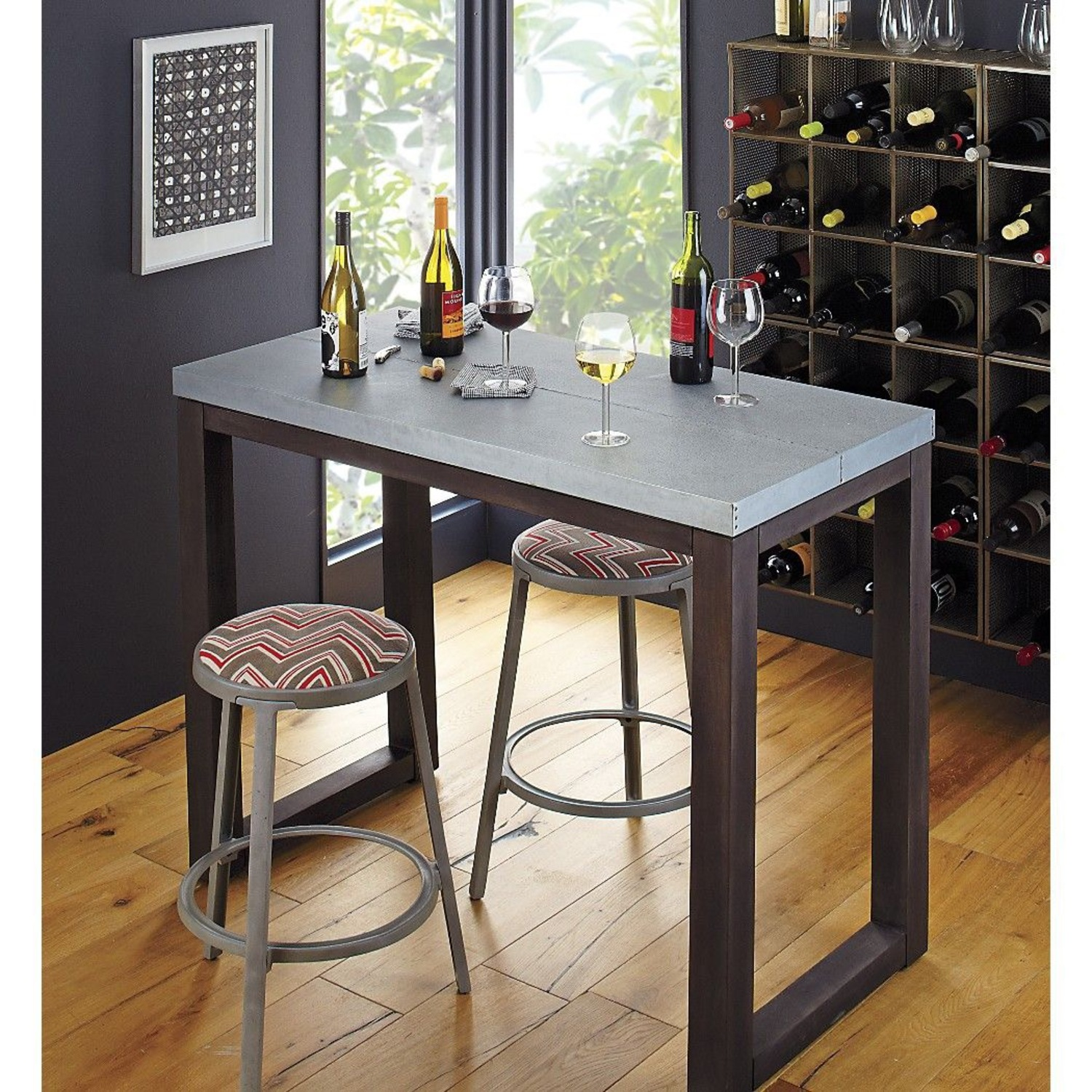CB2 Stern High Counter Table - image-2
