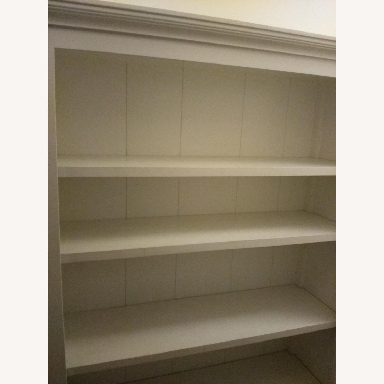 Classic White 5 Shelf Bookcase - image-2