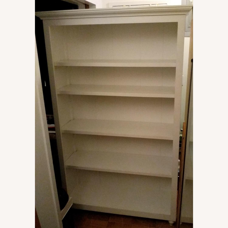 Classic White 5 Shelf Bookcase - image-10
