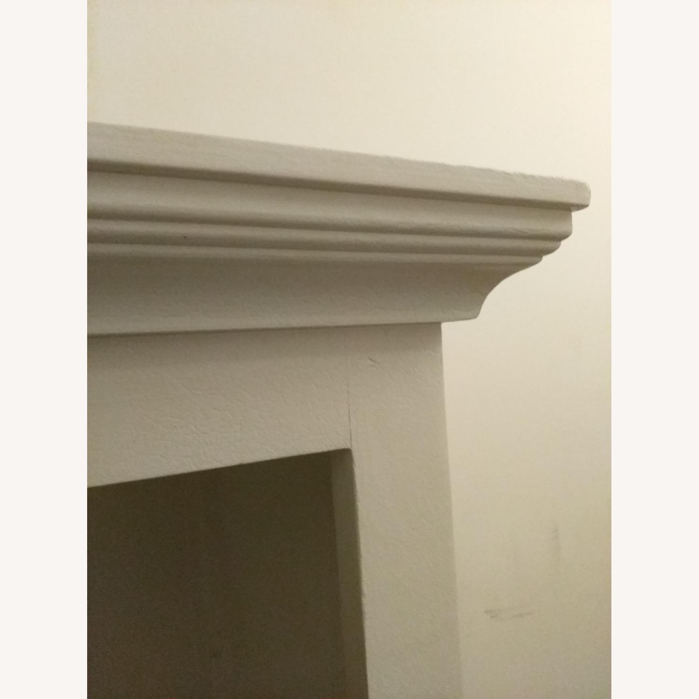 Classic White 5 Shelf Bookcase - image-8