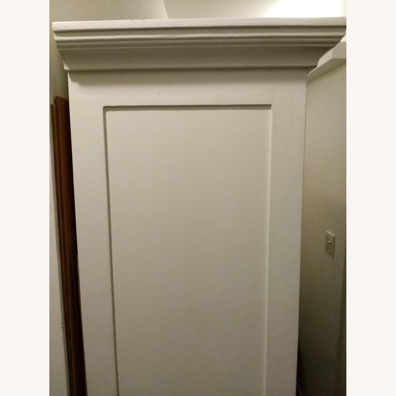 Classic White 5 Shelf Bookcase - image-3