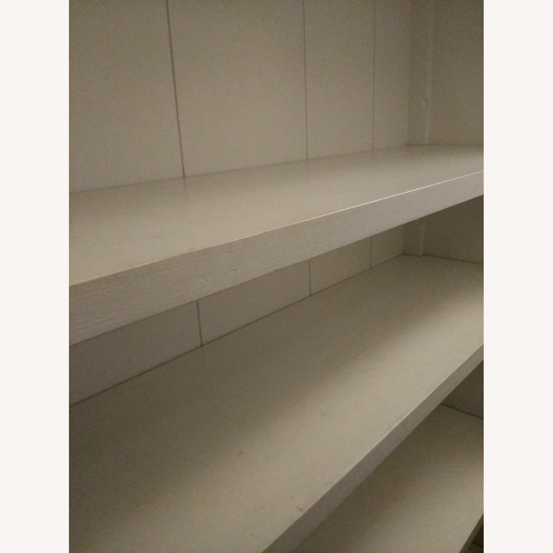 Classic White 5 Shelf Bookcase - image-4