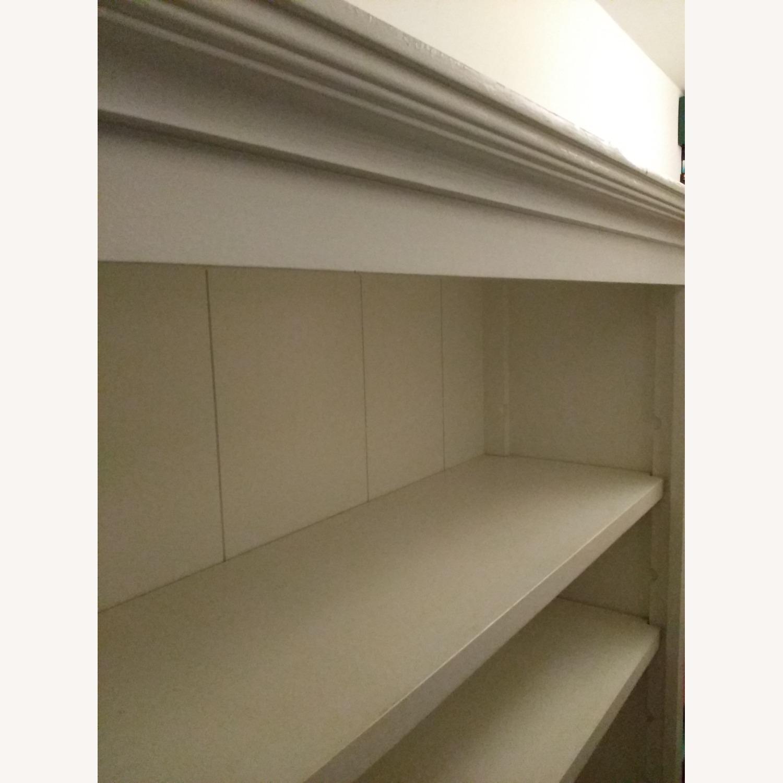 Classic White 5 Shelf Bookcase - image-5