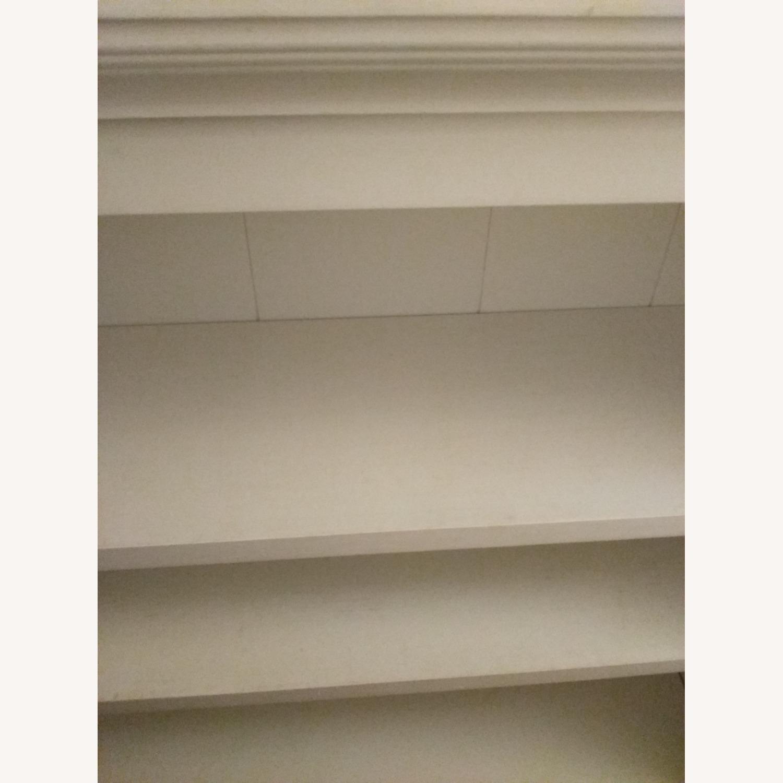 Classic White 5 Shelf Bookcase - image-7
