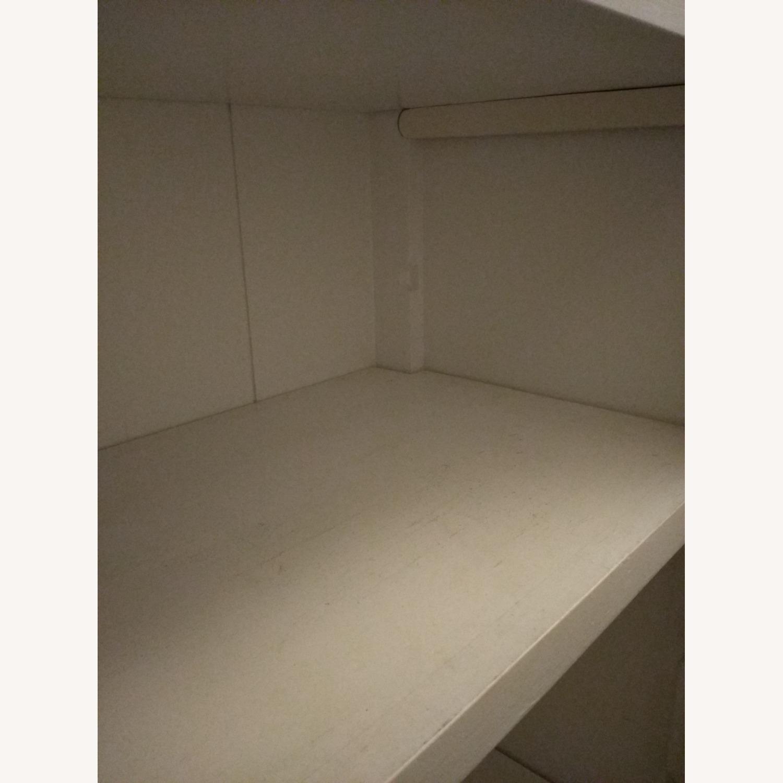 Classic White 5 Shelf Bookcase - image-6