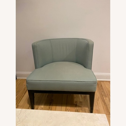 Used Crate and Barrel Grayson Chair for sale on AptDeco