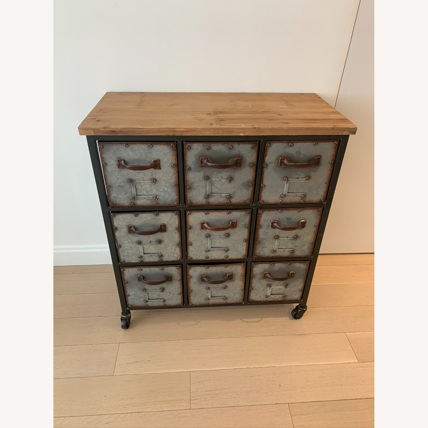 9 Drawer Apothecary Accent Chest - image-0