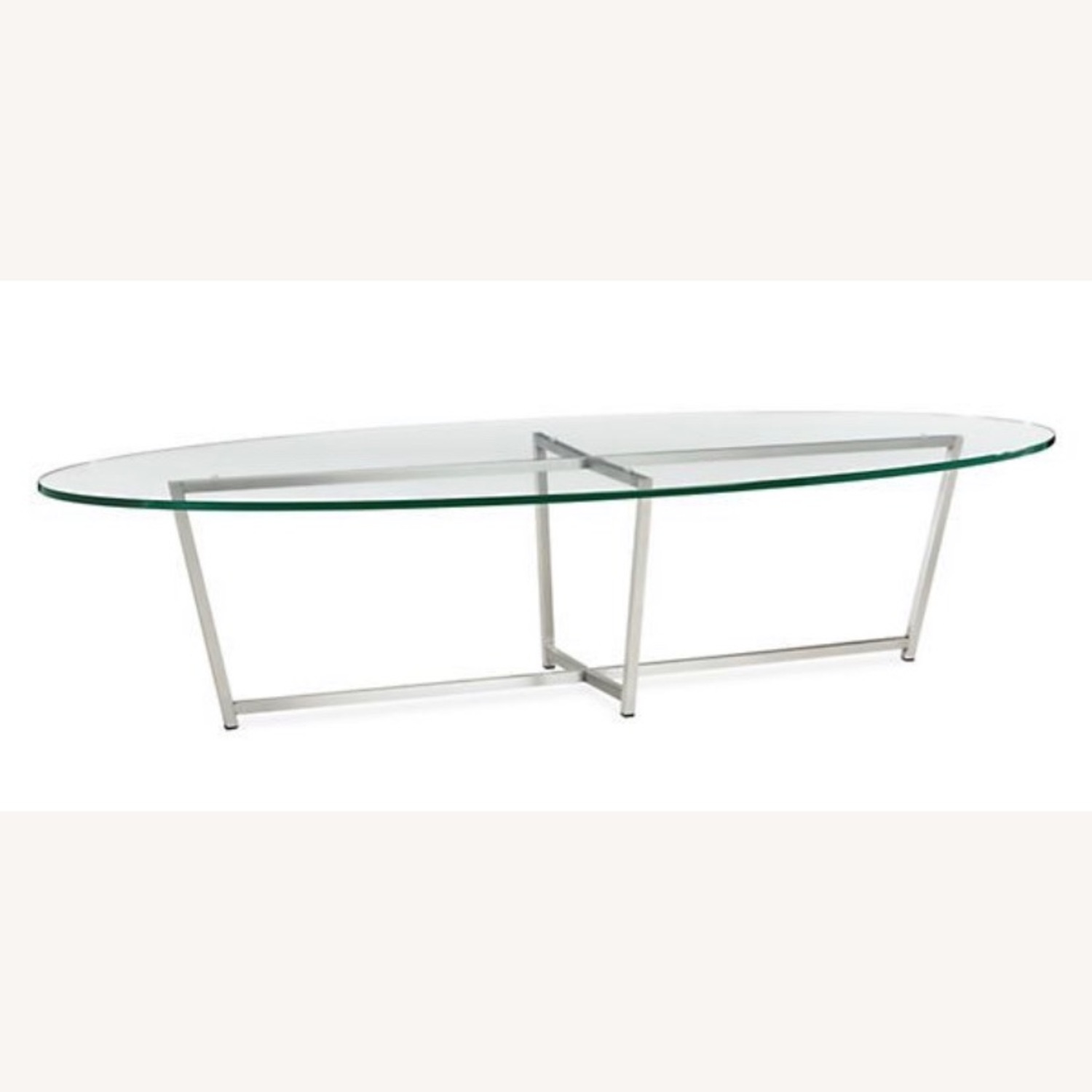 Room and Board Glass Soto Coffee Table - image-2
