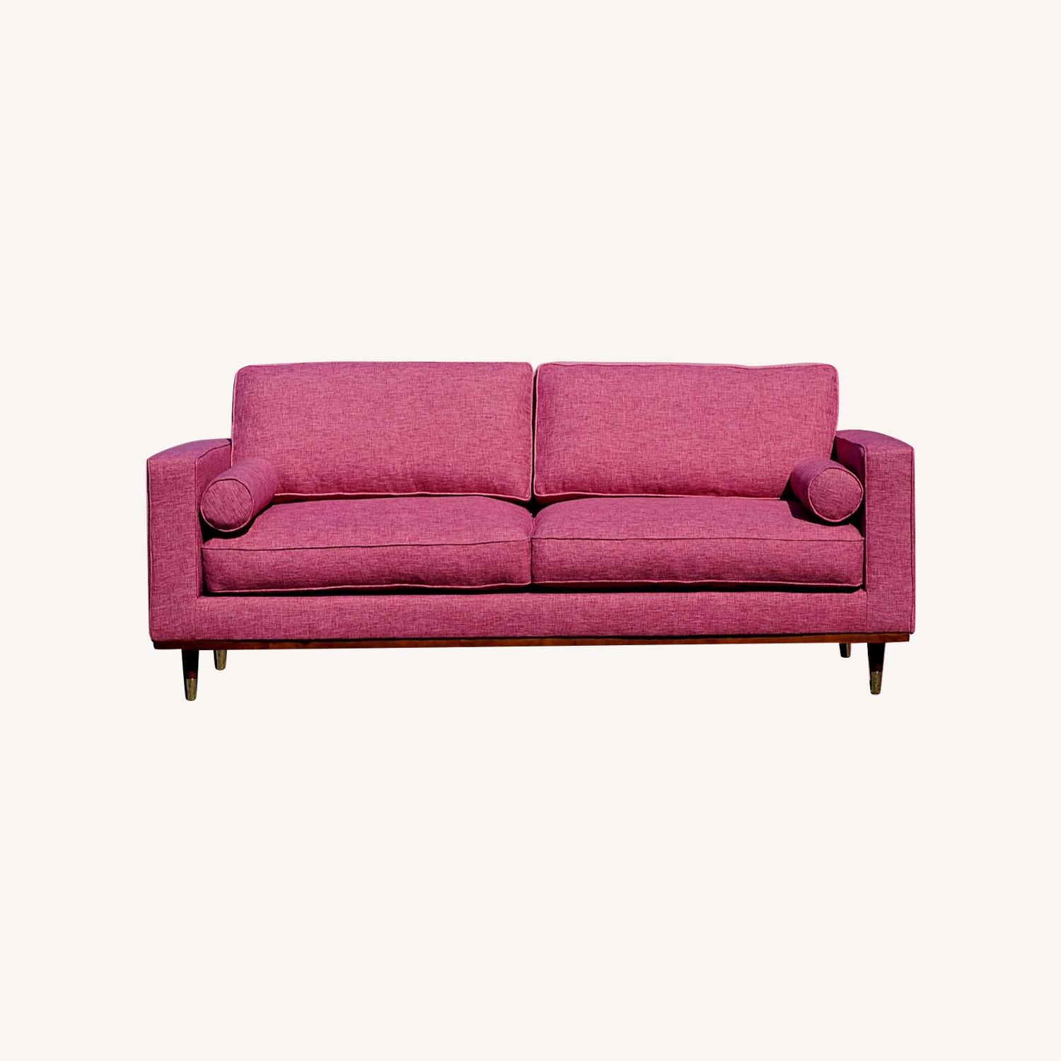 Brooklyn Space Introspect Mid-Century Modern Sofa - image-0