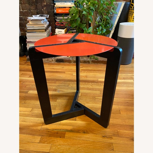 Used Target Red Side Table for sale on AptDeco