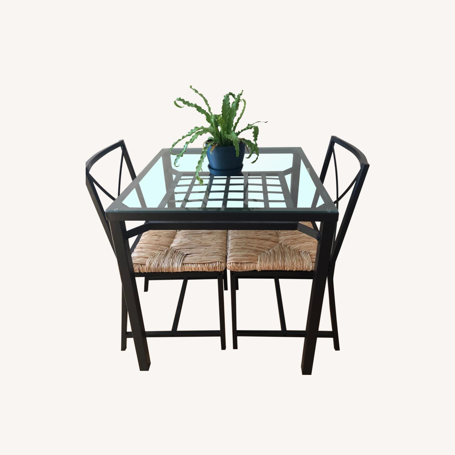 IKEA Dining Table Set for 2 - image-0
