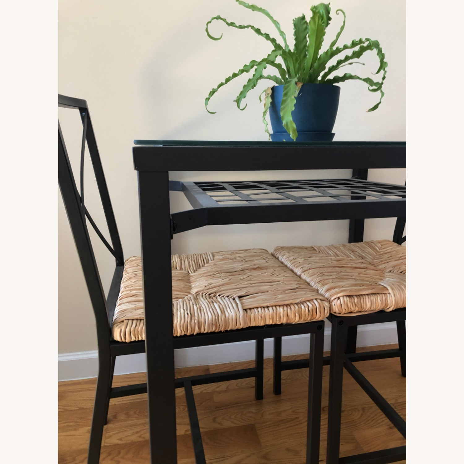 IKEA Dining Table Set for 2 - image-3