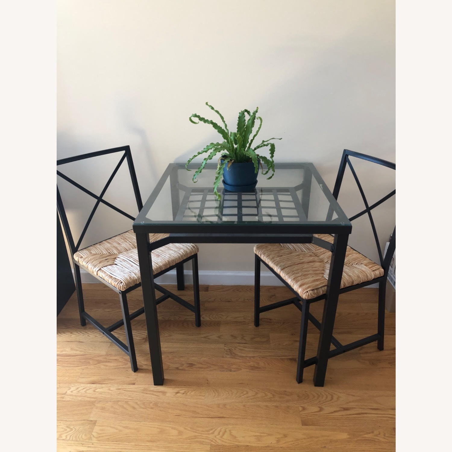 IKEA Dining Table Set for 2 - image-2