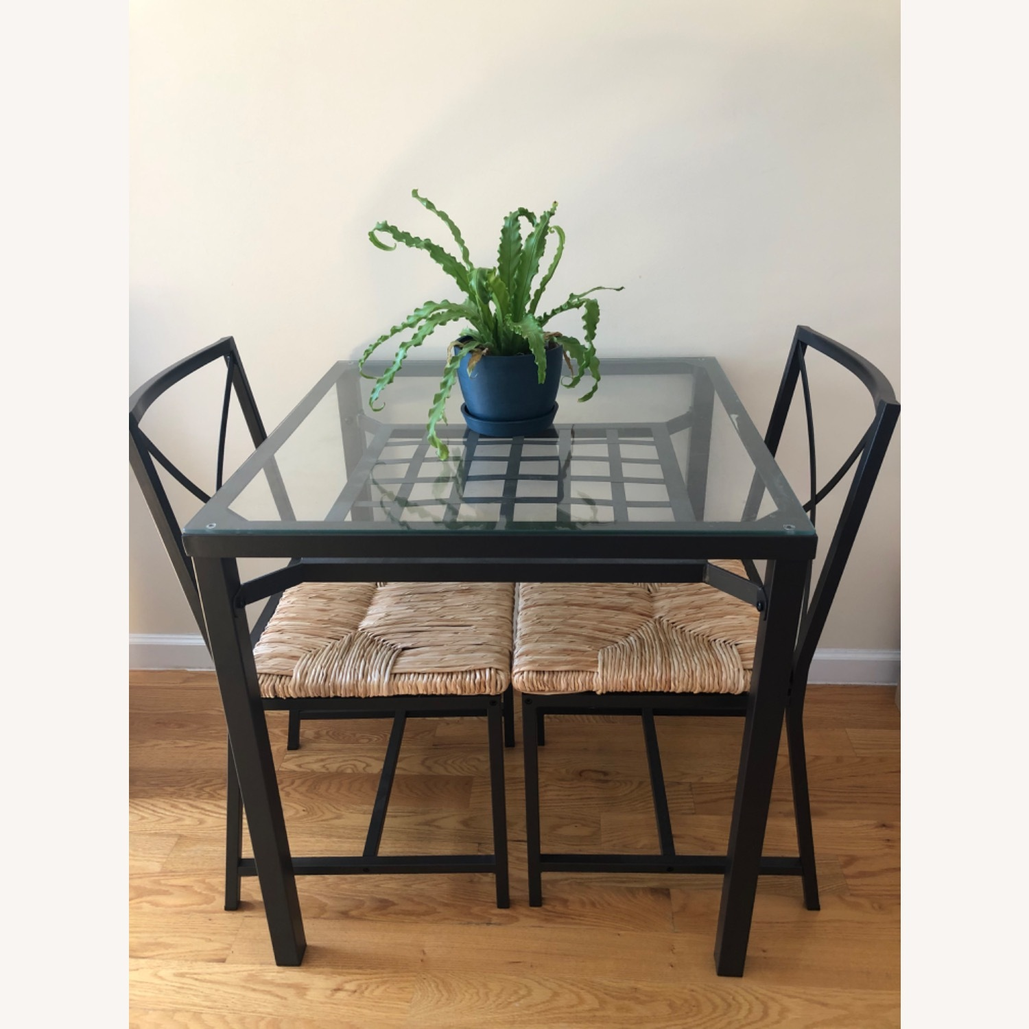 IKEA Dining Table Set for 2 - image-1