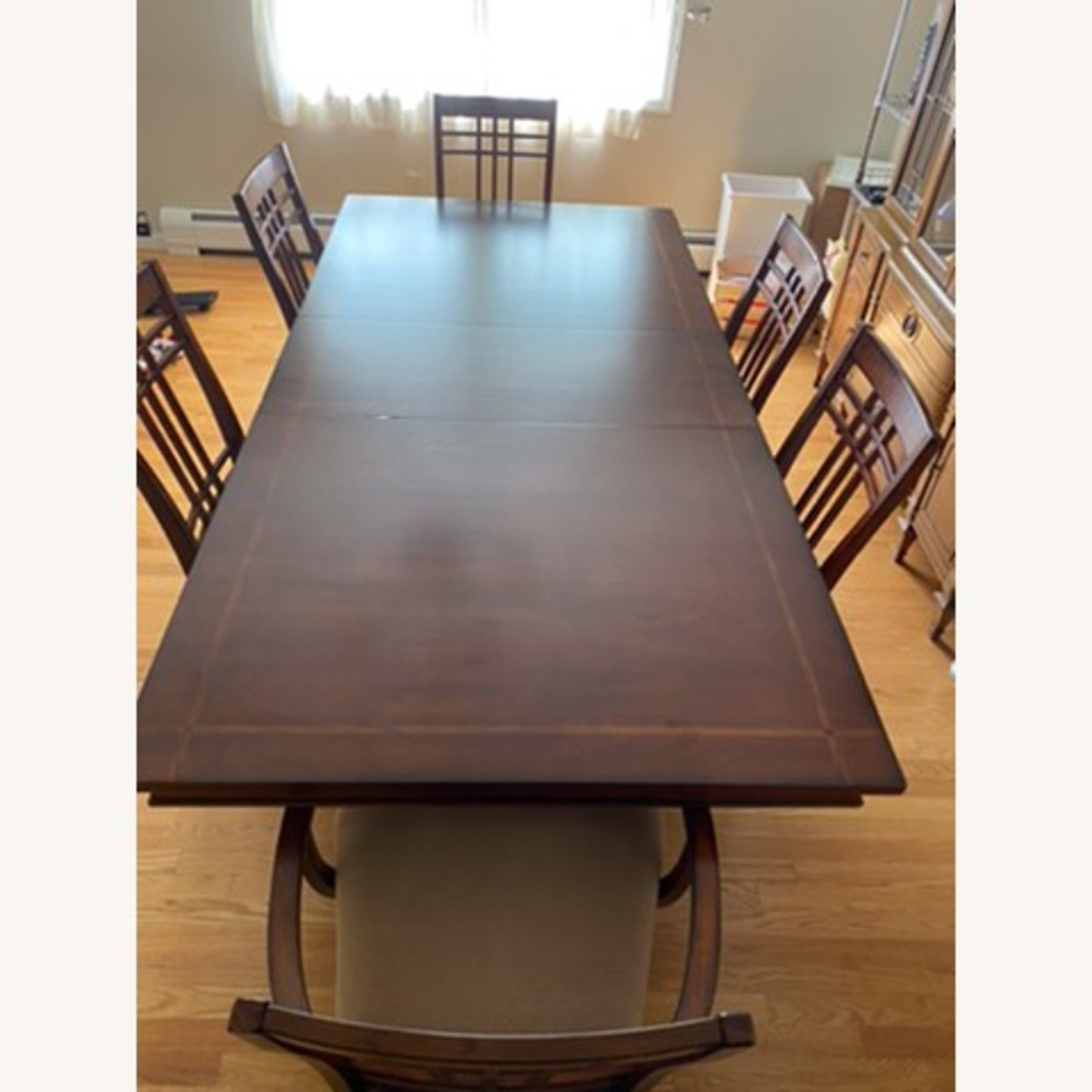 Macy's Dinner Table and Chairs - image-1