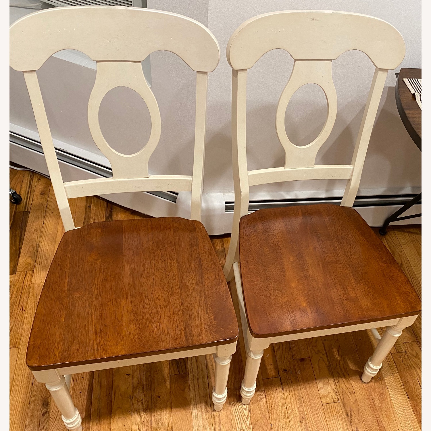 Pair of Dining Chairs - image-1