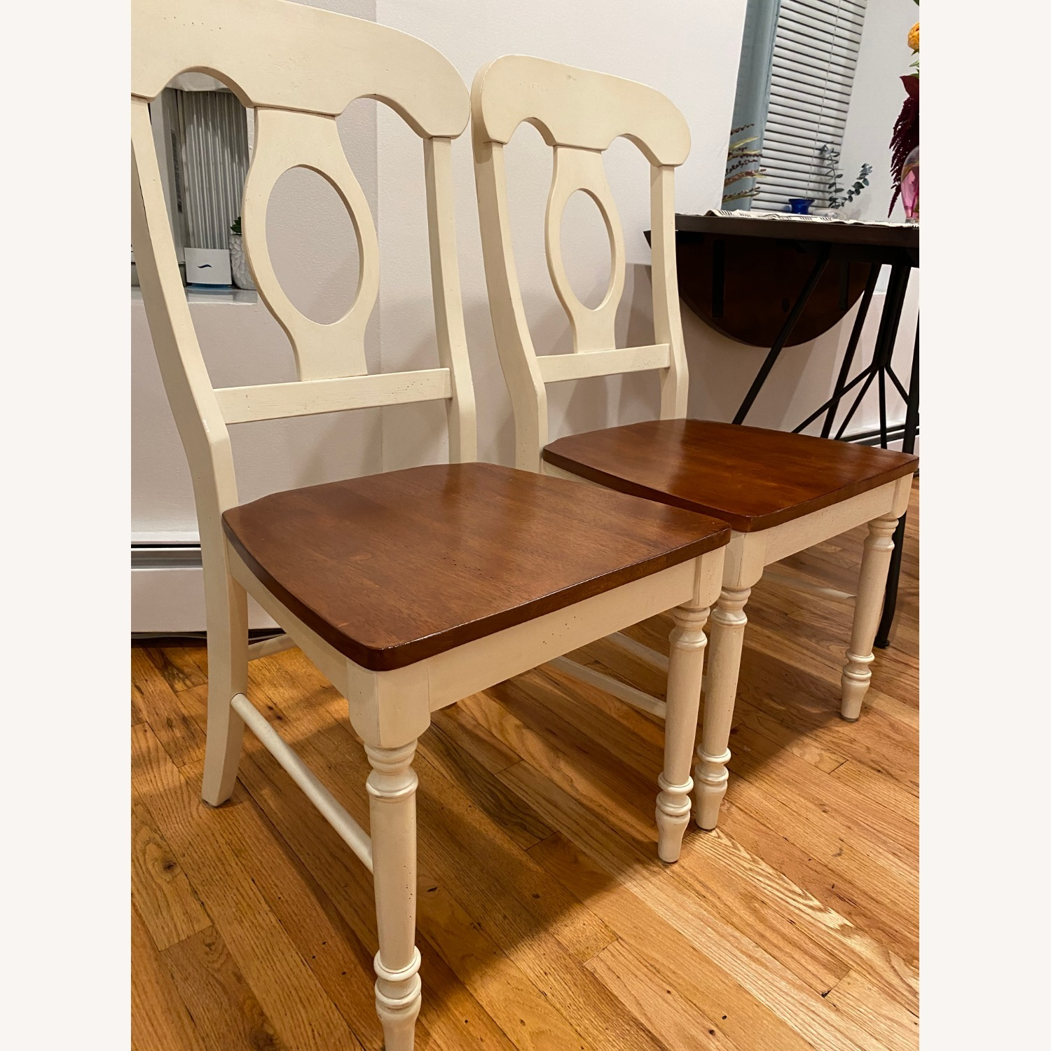 Pair of Dining Chairs - image-2
