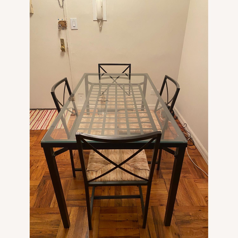 IKEA Granas Dining Set w 4 Chairs - image-2