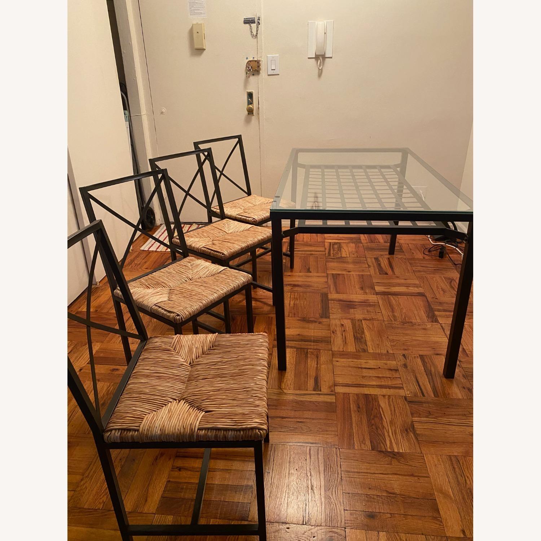 IKEA Granas Dining Set w 4 Chairs - image-3