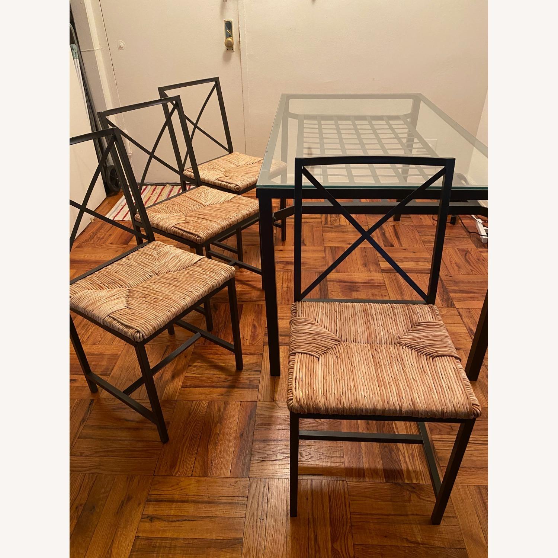 IKEA Granas Dining Set w 4 Chairs - image-4