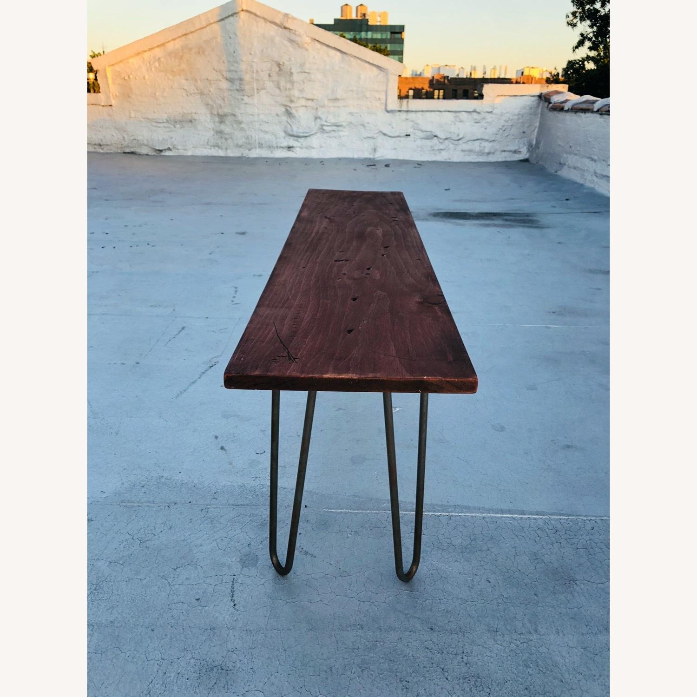 Mid Century Modern Handmade Coffee Table - image-3