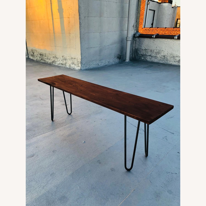 Mid Century Modern Handmade Coffee Table - image-4