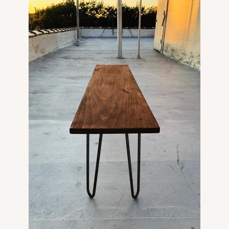 Mid Century Modern Handmade Coffee Table - image-2