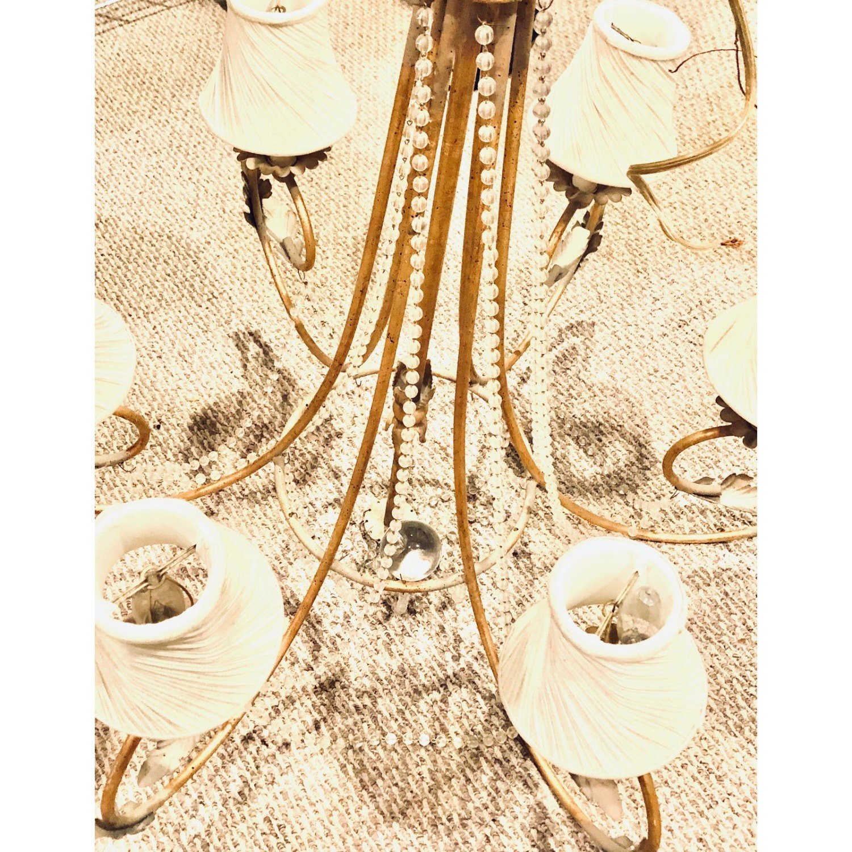 Neirman Weeks Six Armed Crystal Chandelier - image-2