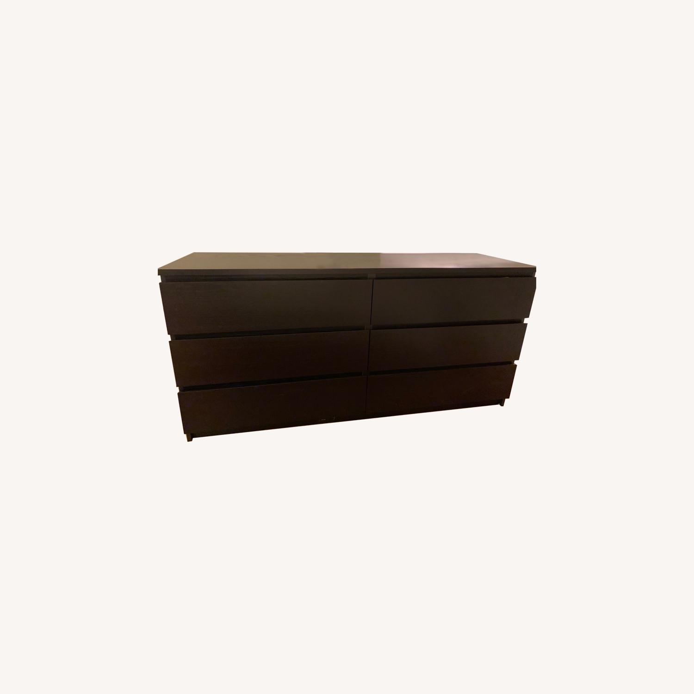 IKEA Malm Dresser - image-0