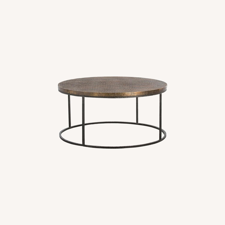Arteriors Home Nixon Coffee Table - image-0