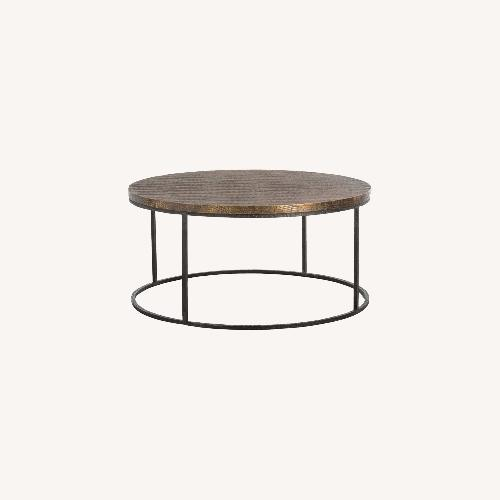 Used Arteriors Home Nixon Coffee Table for sale on AptDeco