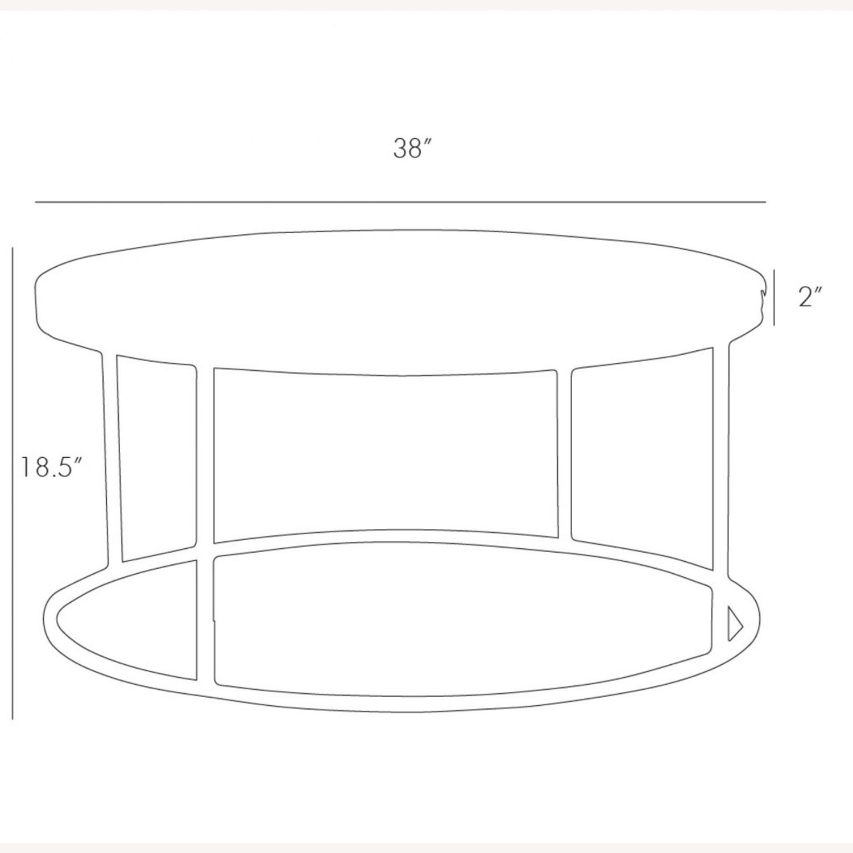 Arteriors Home Nixon Coffee Table - image-7
