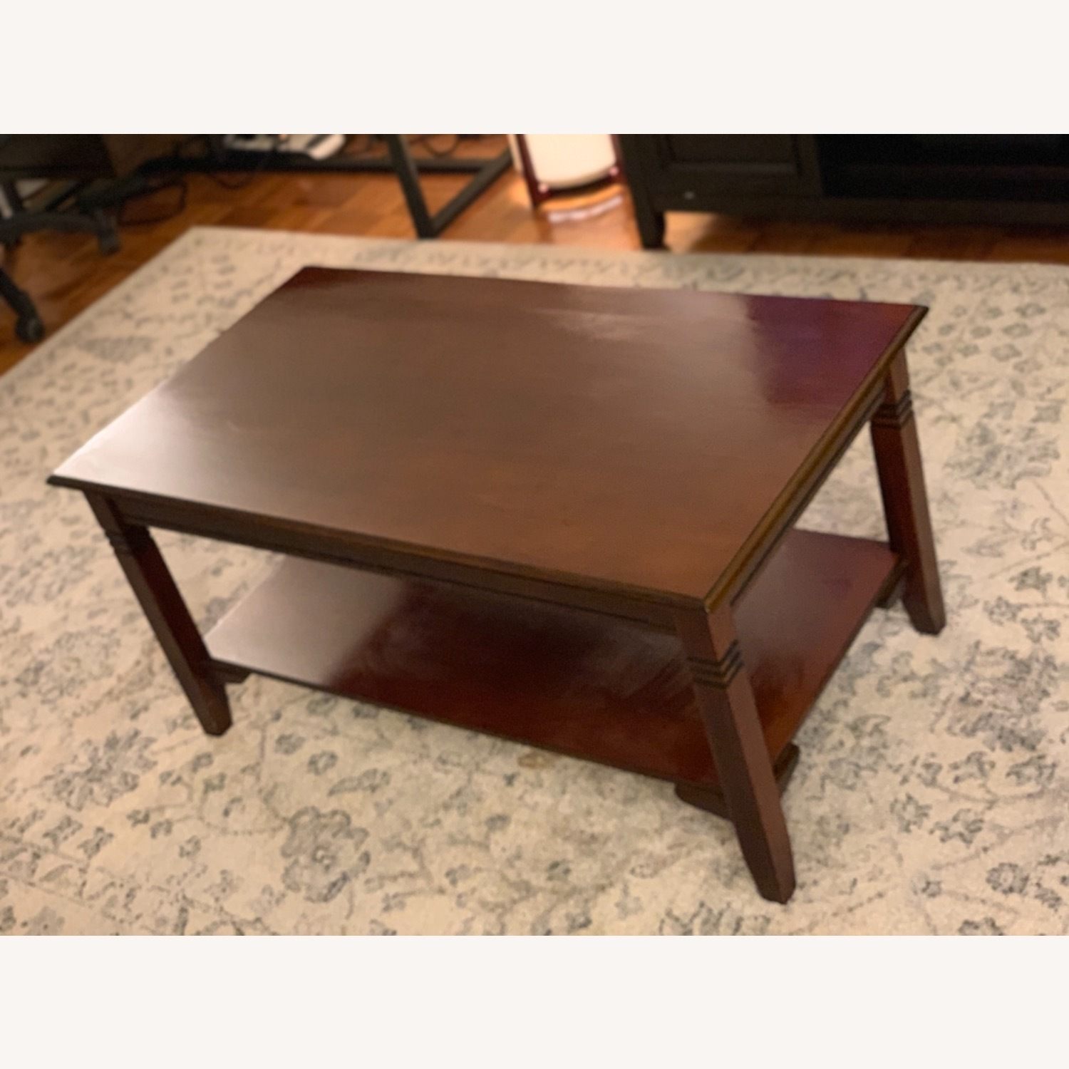 Wayfair Espresso Coffee Table - image-3