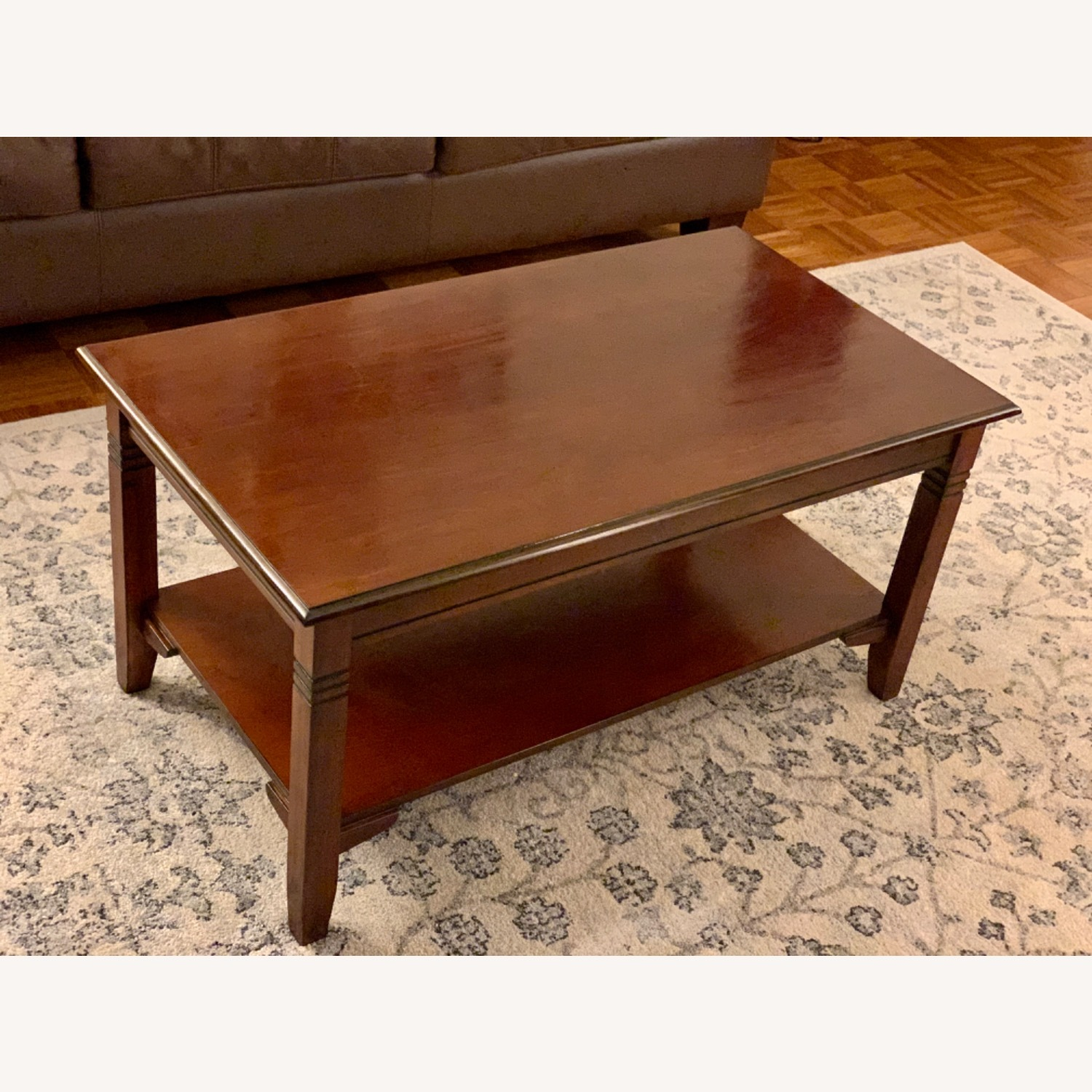 Wayfair Espresso Coffee Table - image-4
