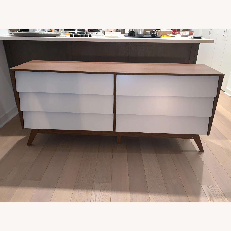 AllModern Donnelly 6 Drawer Double Dresser - image-1