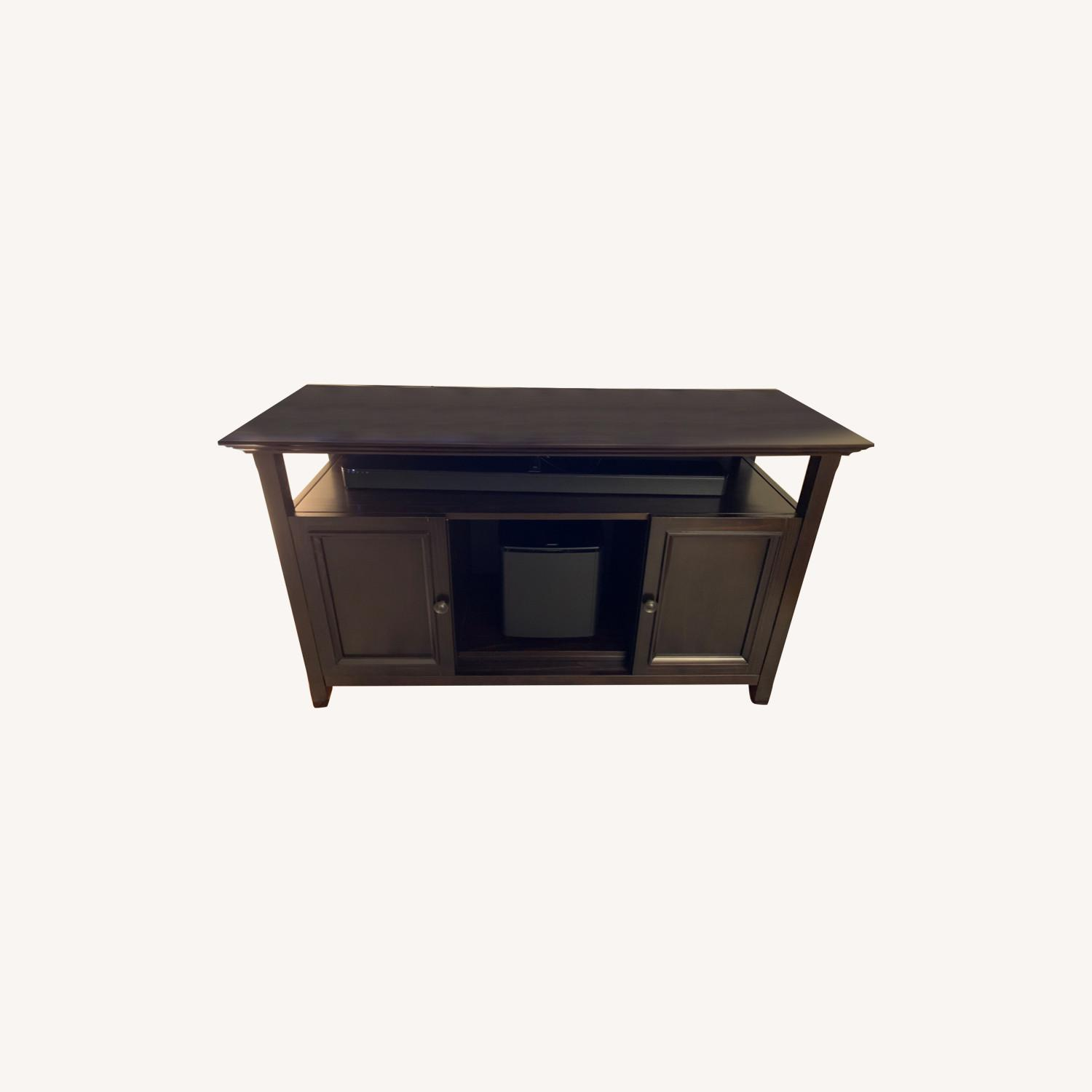 Wayfair Solid Wood TV and Media Stand - image-0