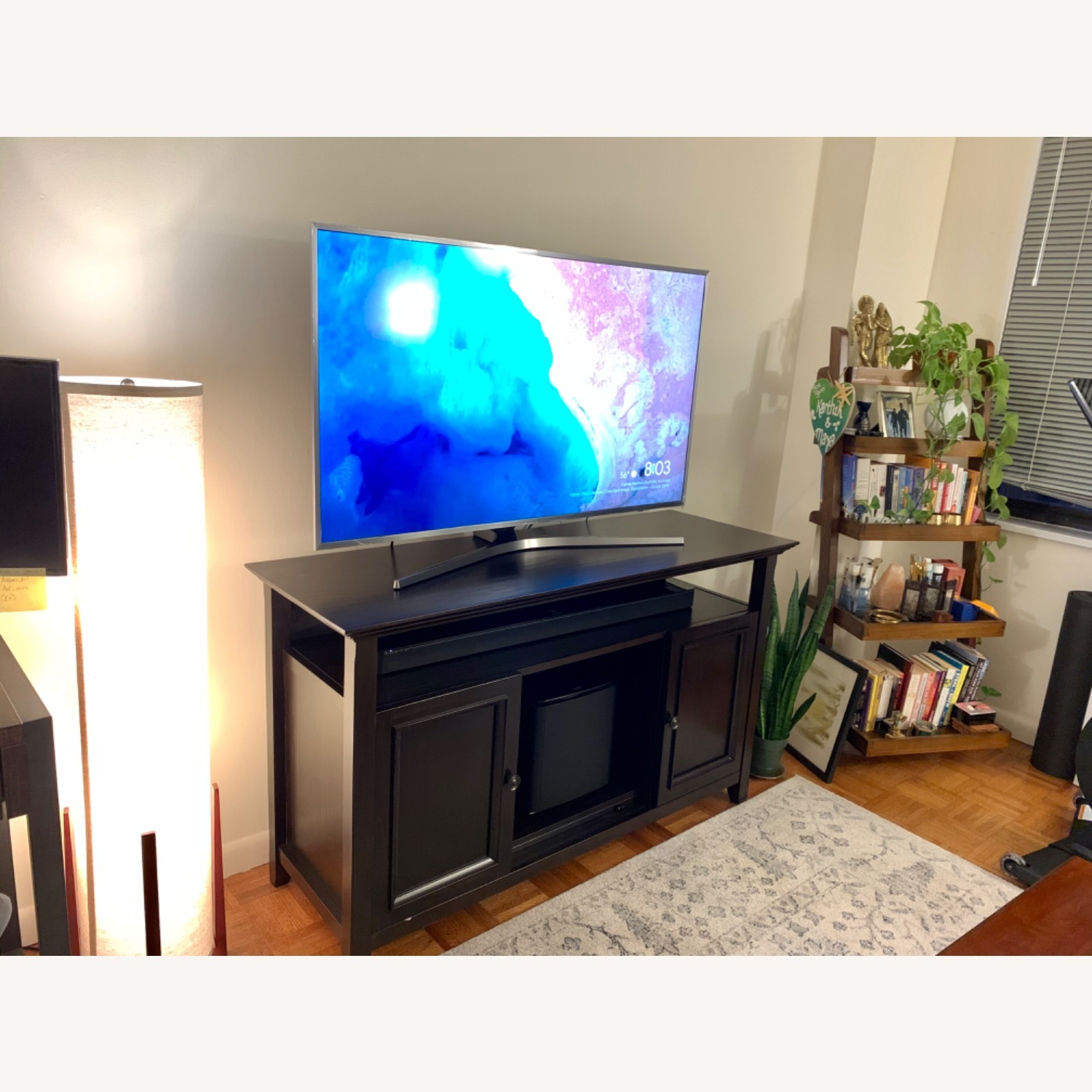 Wayfair Solid Wood TV and Media Stand - image-3