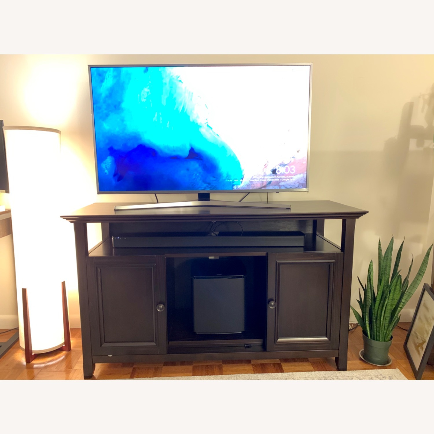 Wayfair Solid Wood TV and Media Stand - image-2