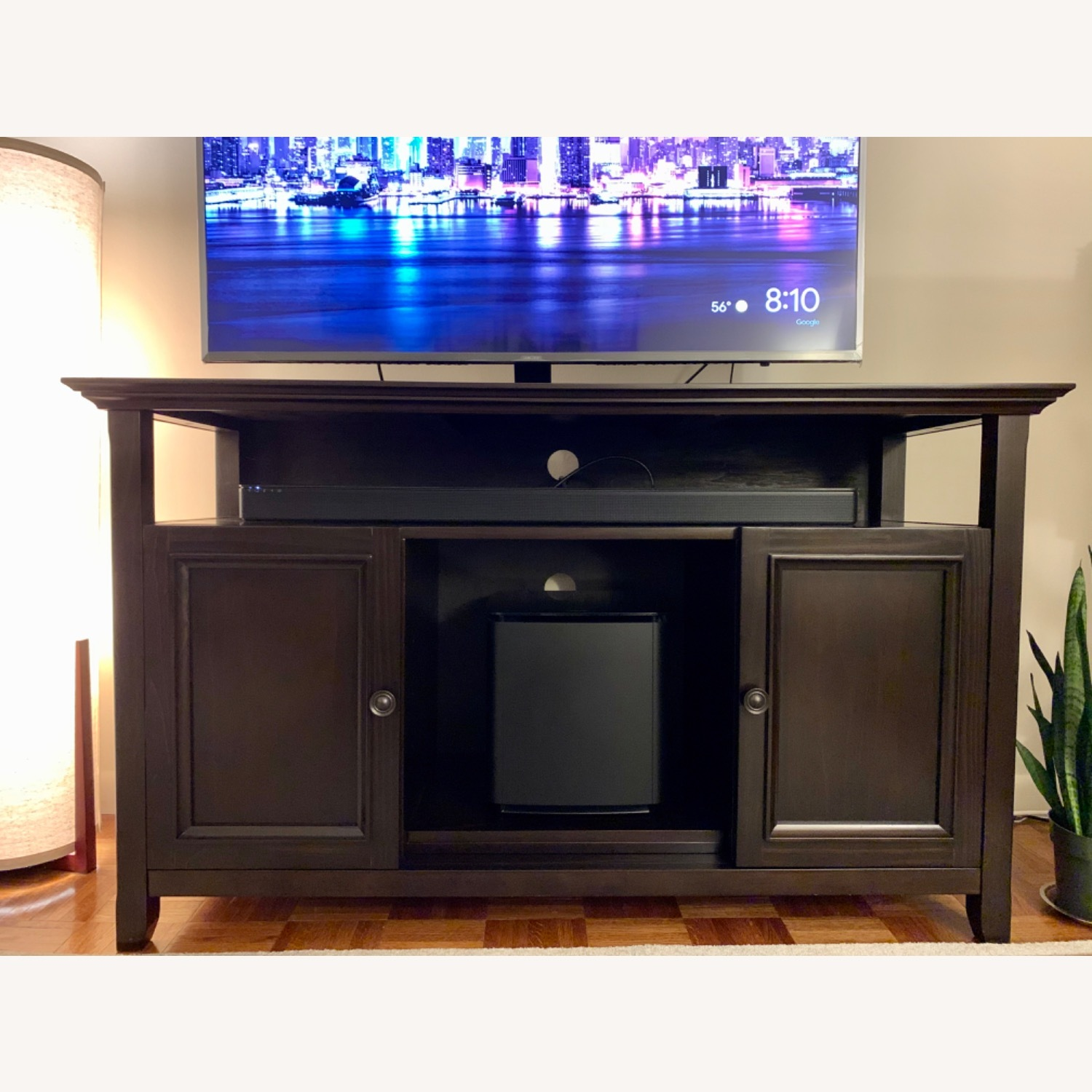 Wayfair Solid Wood TV and Media Stand - image-4