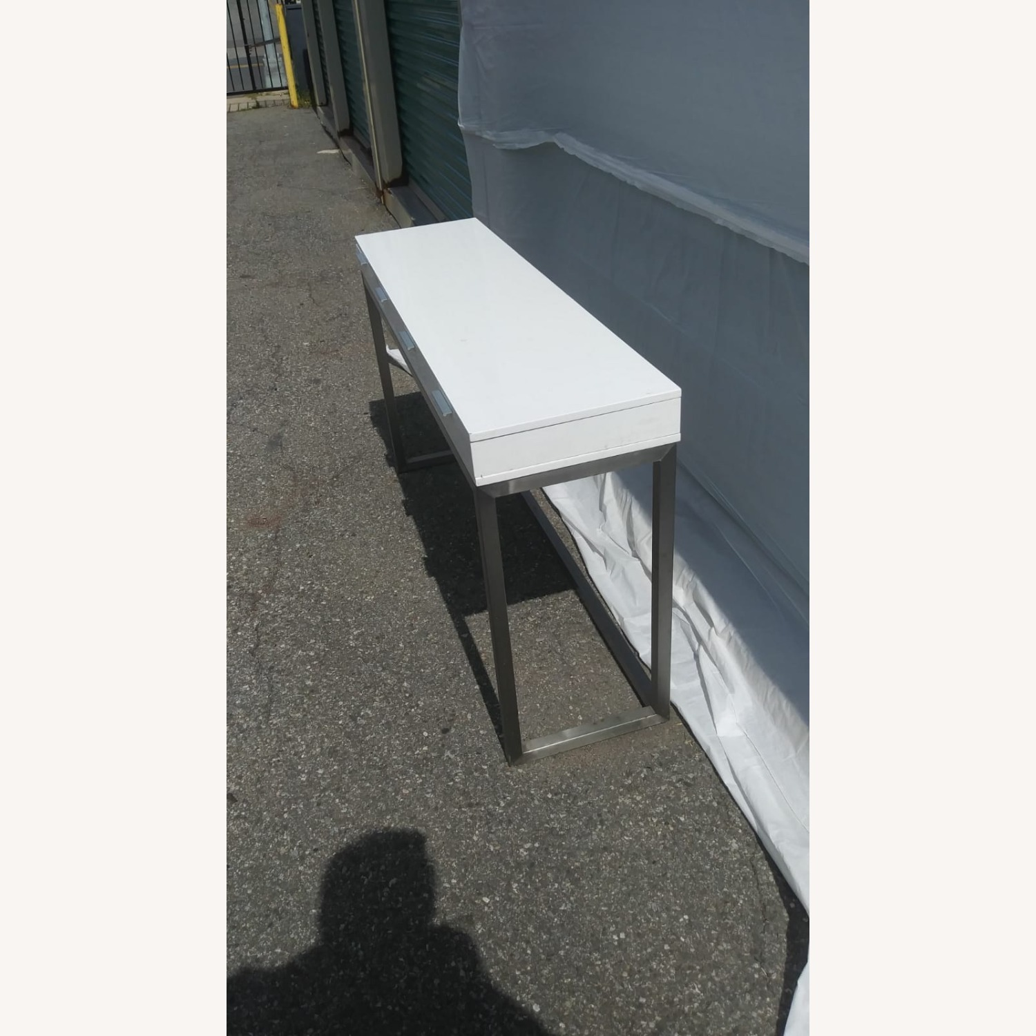 ABC Carpet and Home Side Console Table - image-2
