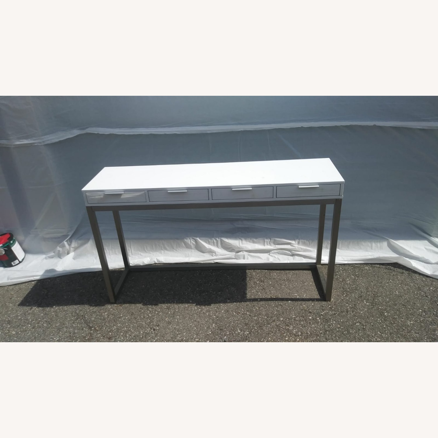 ABC Carpet and Home Side Console Table - image-1