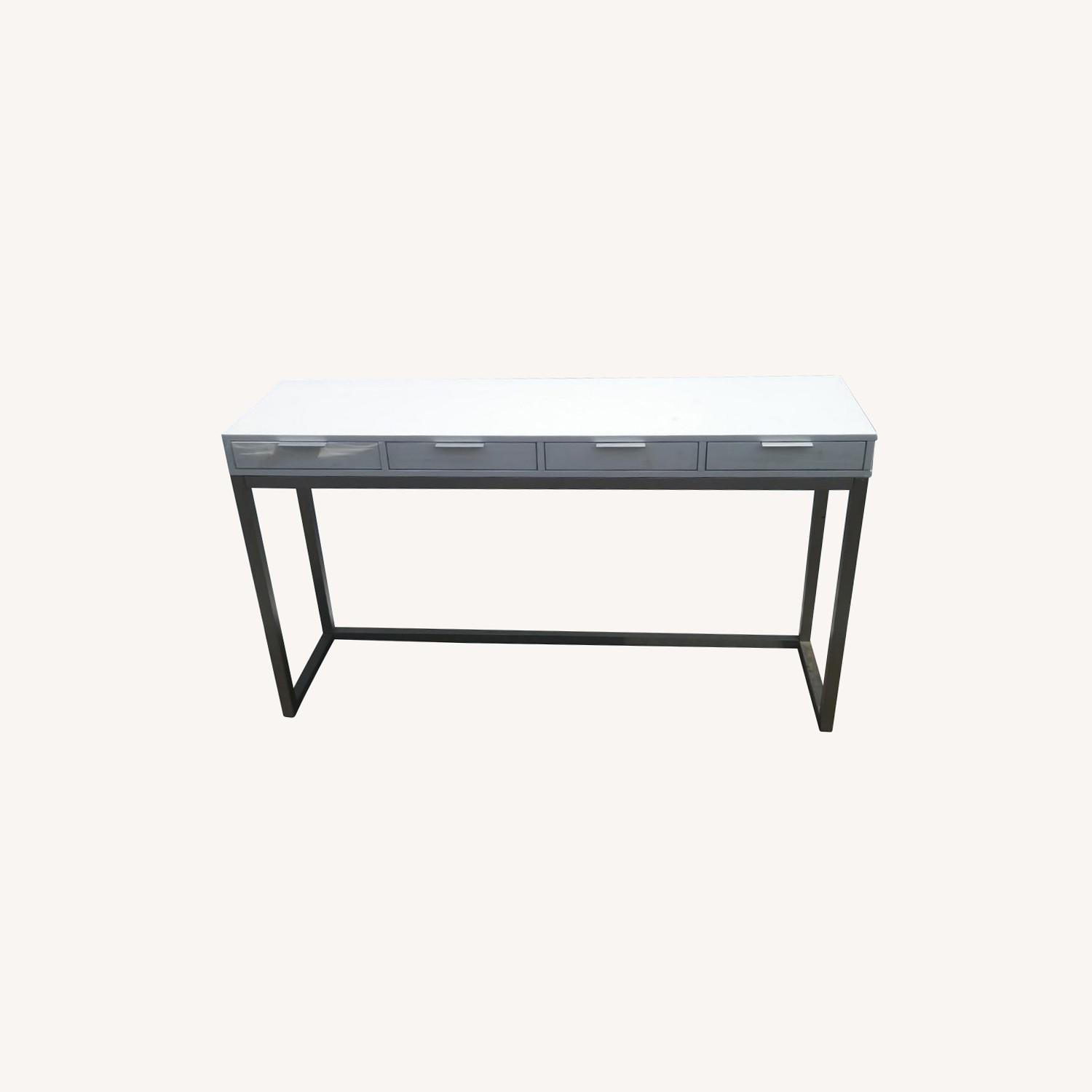 ABC Carpet and Home Side Console Table - image-0