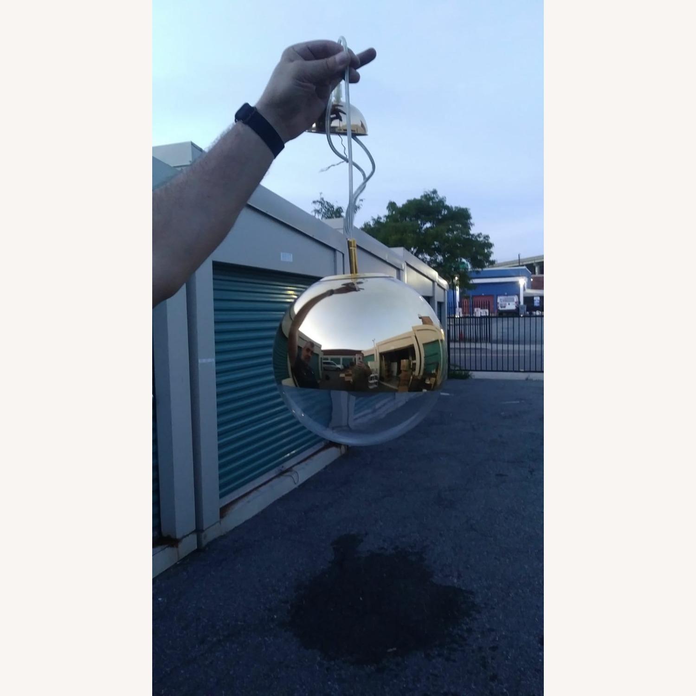 Globe Ceiling Lamp - image-1
