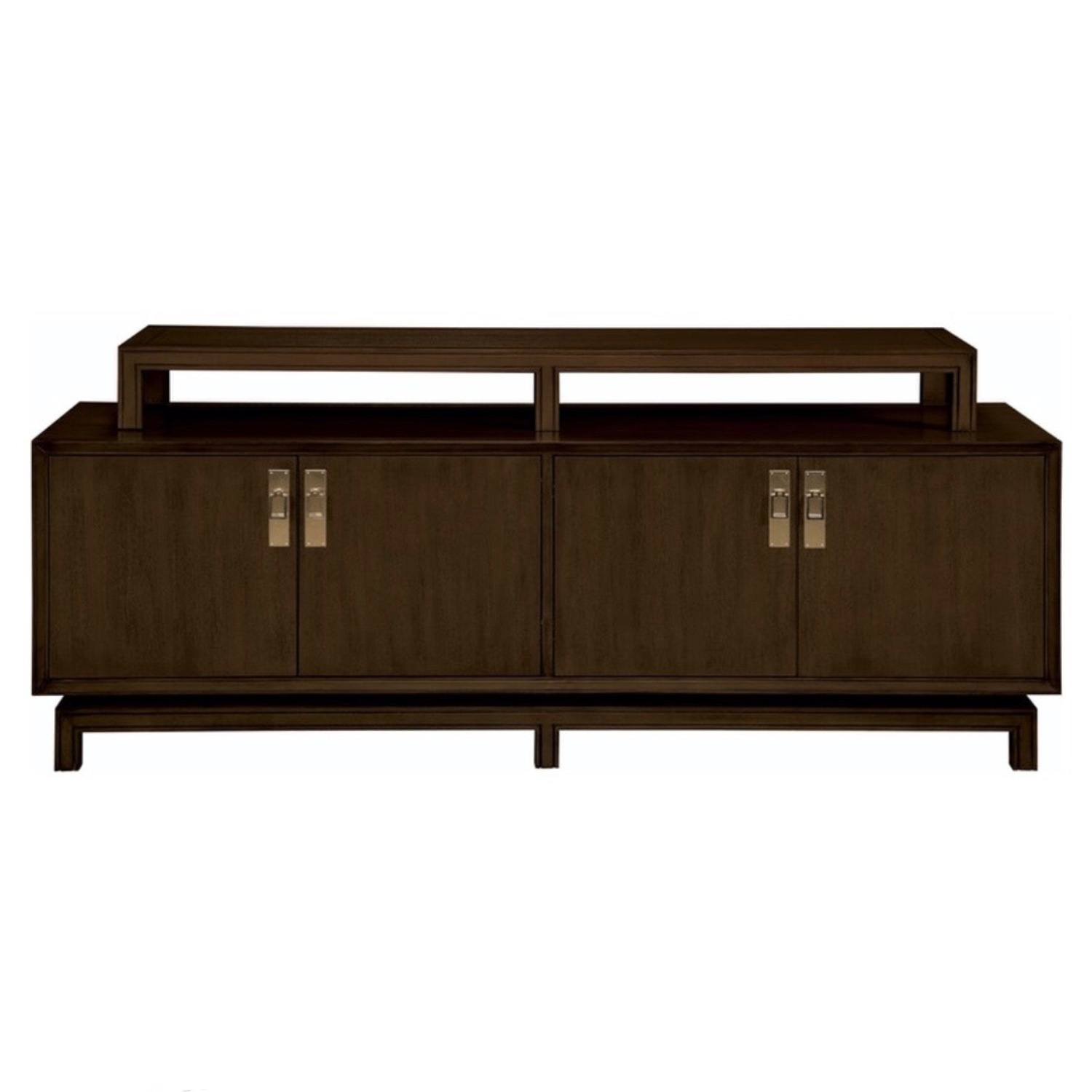 Contemporary Asian Inspired Tv Console - image-1