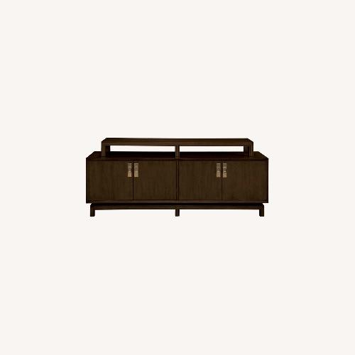 Used Contemporary Asian Inspired Tv Console for sale on AptDeco